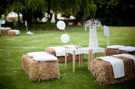 haystack seating