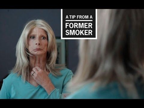 CDC: Tips from Former Smokers - Terrie's Ad.