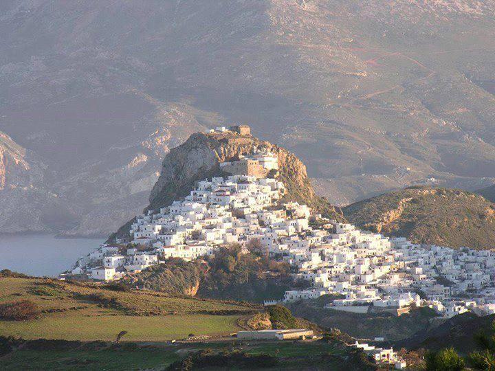 Chora, Skyros island