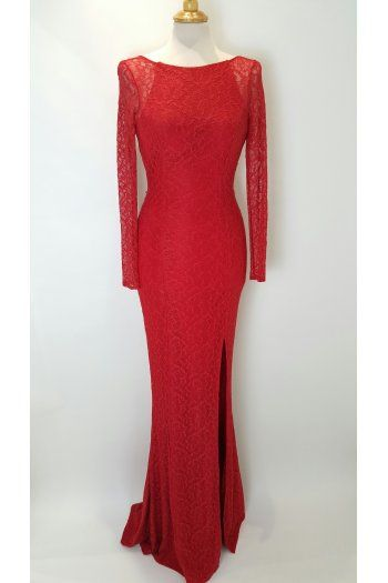 Cheap long backless dresses uk next day delivery