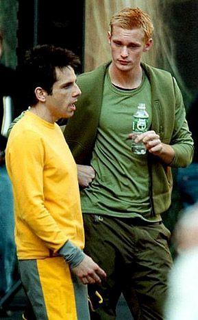 "Before They Were on True Blood! Alexander Skarsgard starred opposite Ben Stiller in 2001's ""Zoolander,"" where he played a model named Meekus."