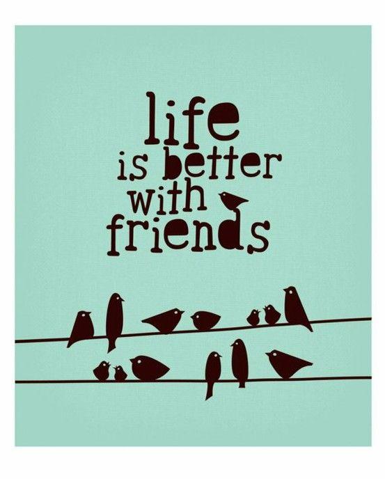friends <3My Friend, Inspiration, True Friends, Life, Best Friends, Quotes, Better, Friendship, Birds