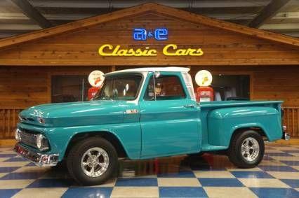 1965 Chevrolet C10 1965 Chevy Stepside Pick-up For Sale | OldRide.com