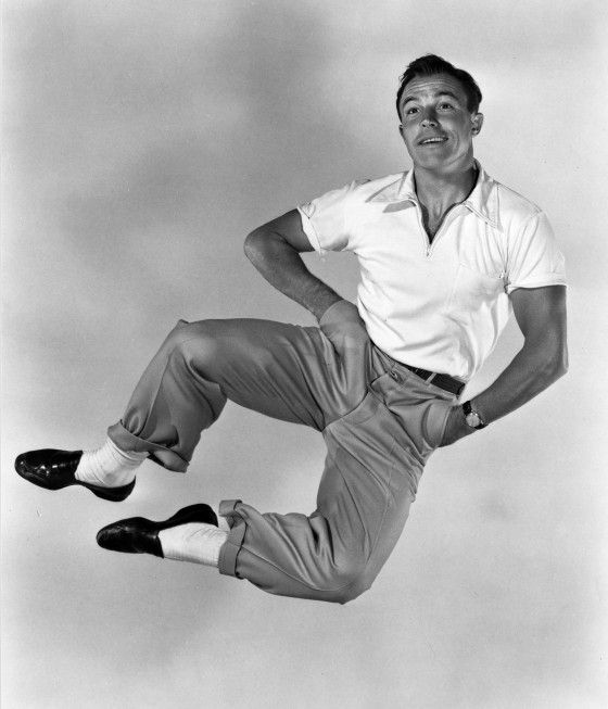 Gene Kelly- I love him