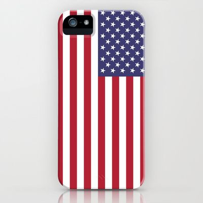 """The national flag of the USA - Authentic Scale """"G-spec"""" 10:19 and authentic colors. iPhone & iPod Case by LonestarDesigns2020 - Flags Designs + - $35.00"""