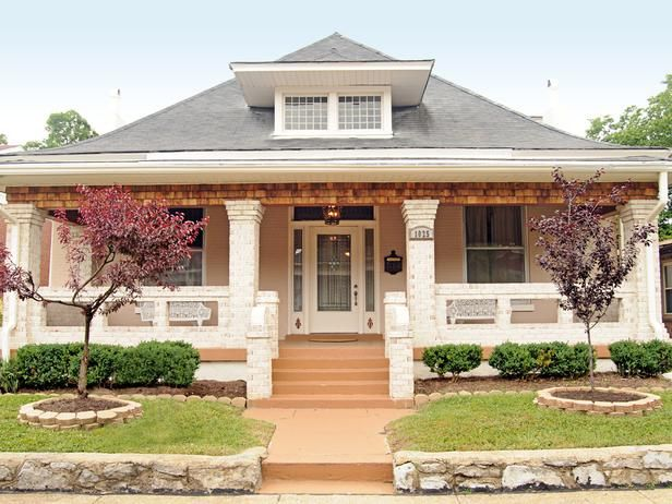 Boost Your Curb Appeal With a Bungalow Look : Outdoors : Home & Garden Television
