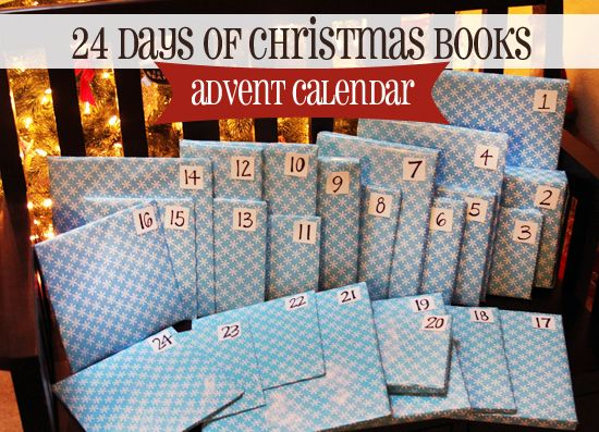 Book Advent Calendar Ideas : Best images about celebrate advent activities on