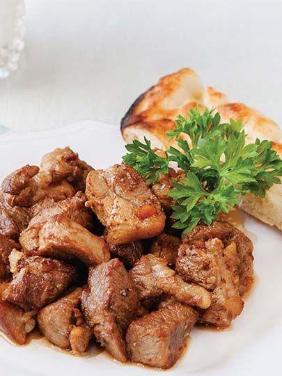 Kavurma Tarifi - Türk Mutfağı Yemekleri - Yemek Tarifleri