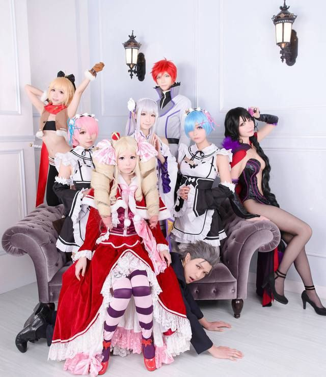 luffylam(luffylam) Ram Cosplay Photo - Cure WorldCosplay