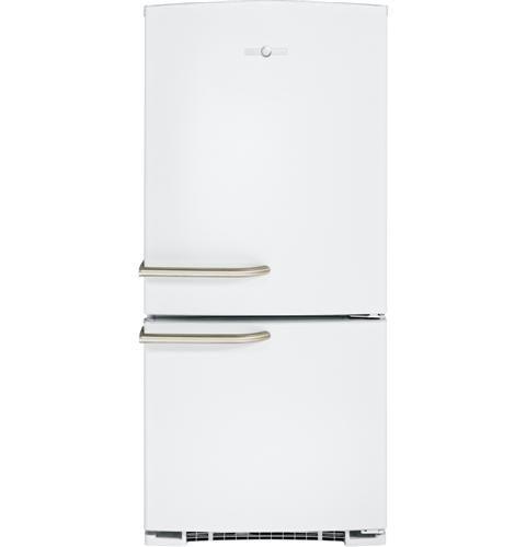 ABE20EGEWS | GE Artistry™ Series ENERGY STAR® 20.3 Cu. Ft. Bottom Freezer Refrigerator | GE Appliances