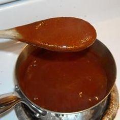 Salsa para Enchiladas