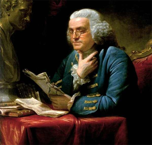 Фалунь Дафа Бенджамин Франклин самосовершенствование