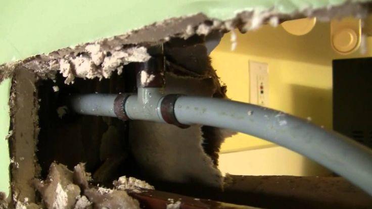 Root caused how Polybutylene Piping (PB) caused plumbing