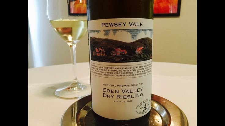 Episode 309: 2016 Pewsey Vale Eden Valley Dry Riesling, South Australia