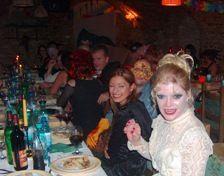 Halloween Party in Transylvania; Sighisoara - Dracula's Citadel