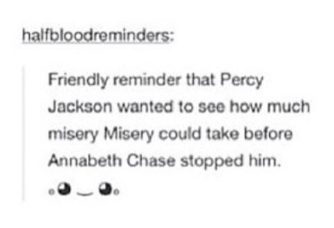 DARK PERCY!>>> Okay but why is there a smiley face on this post.....