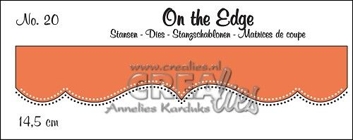 On the Edge stans no. 20 / On the Edge die no. 20