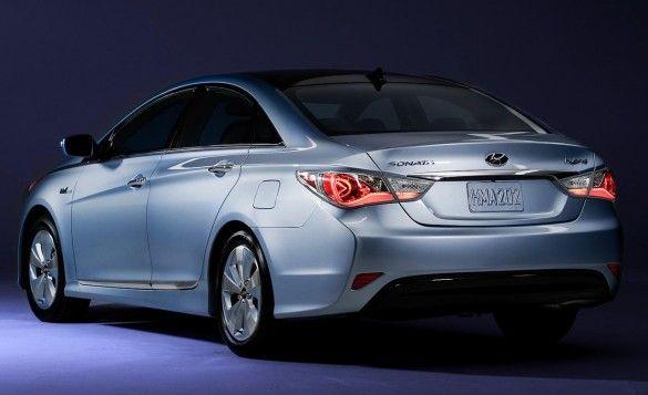 Hyundai Cars : 2016 Hyundai Sonata Hybrid HD Wallpaper ...