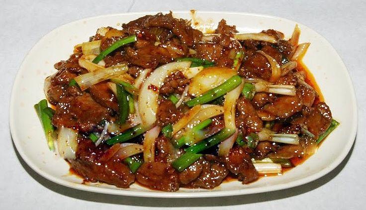 Authentic Asian Recipes: Mongolian Chicken Recipe