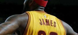 LeBron James Y Chicago Bulls, Líderes En Venta De Camisetas