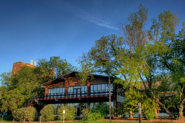 The University of Alberta Faculty club.  Venue booked for our wedding next August.