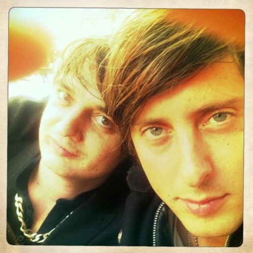 carl barat and pete doherty relationship