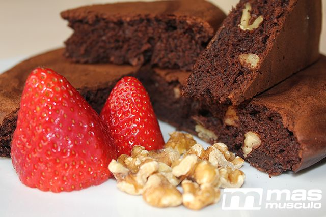 9-Brownie-fitness-a-la-sartén