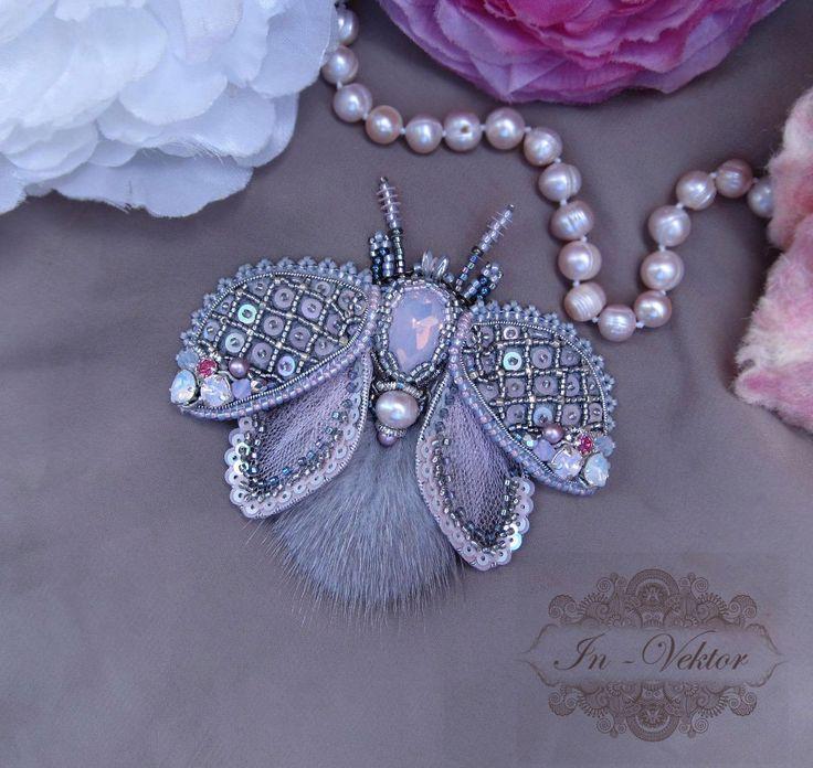 Papillon paillettes