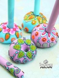 polymer clay ideas - Google Search