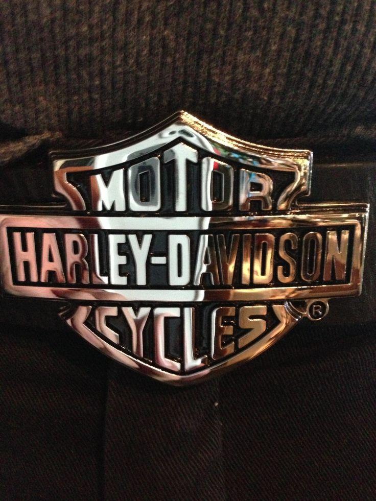 Harley Davidson Belt Buckle #harleydavidsonclothing