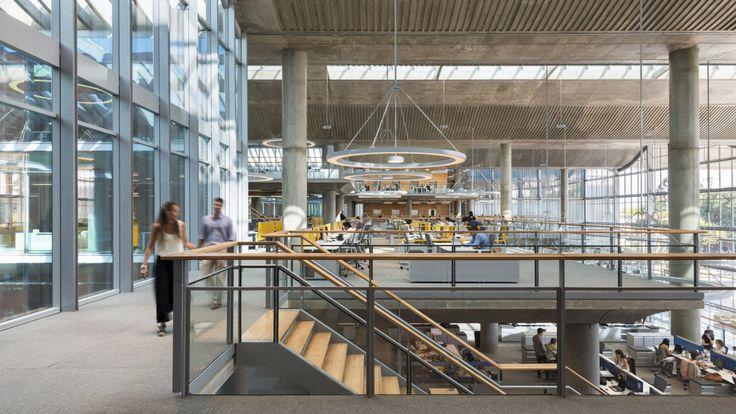 Galeria - Nova Sede Prefeitura Buenos Aires / Foster + Partners - 5