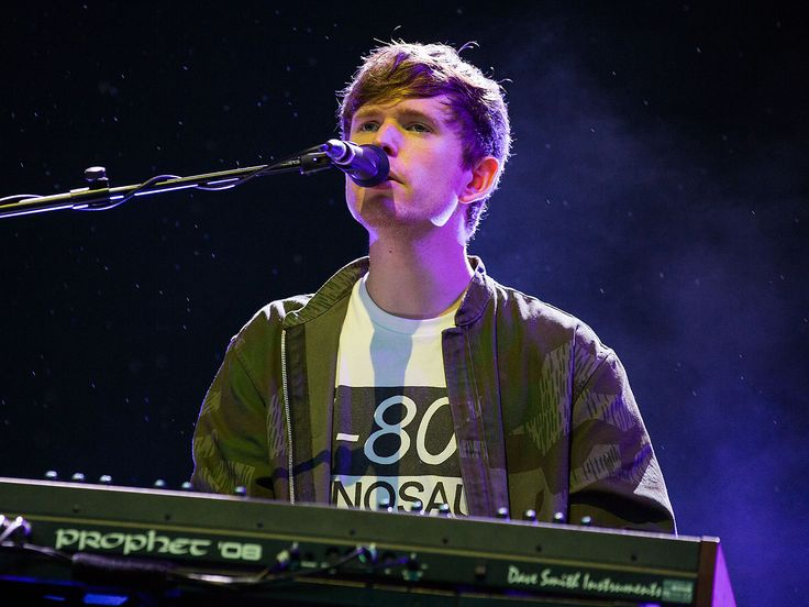 James Blake, Brixton Academy, London, review: He's polite and unassuming between songs #james #blake #brixton #academy #london #review…