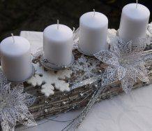 A rezervace pí Gartnerová - luxusní vánoční dekorace