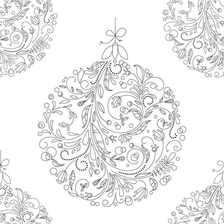 Christmas coloring02 #okosodjvelunk