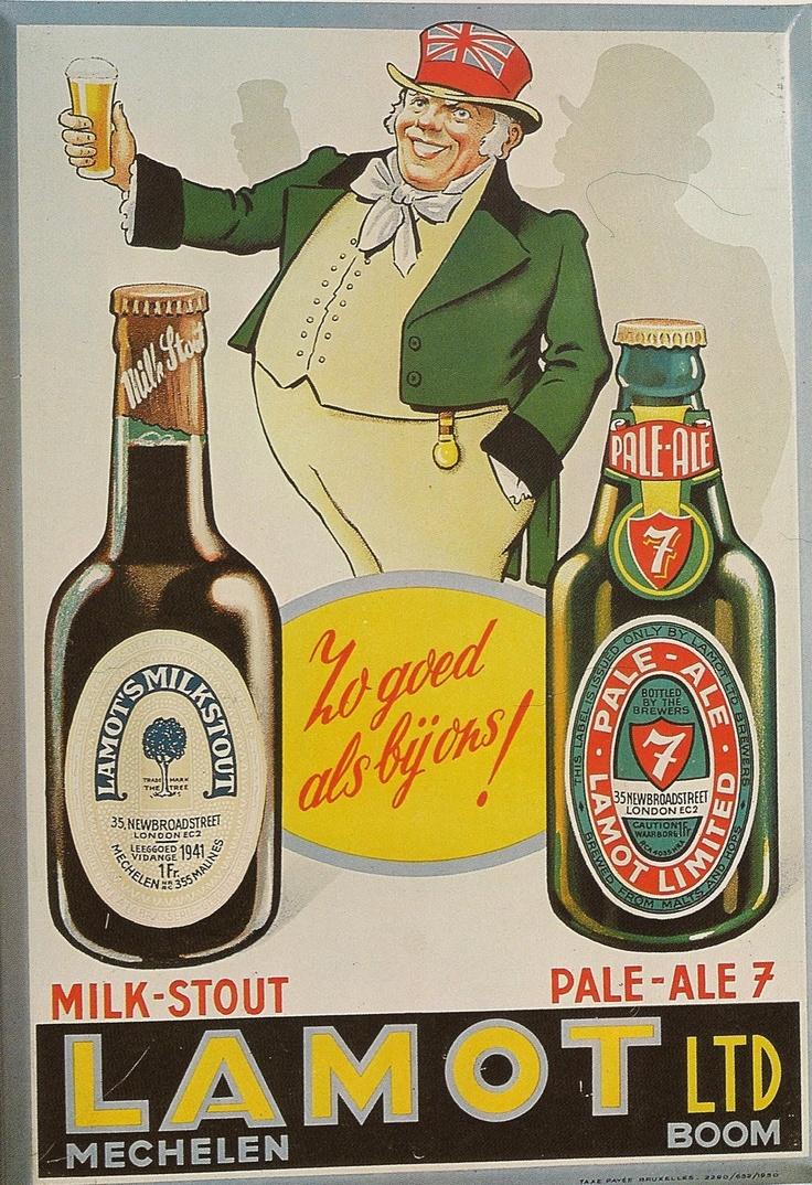 "Lamot, Belgian beer, ""British style"""