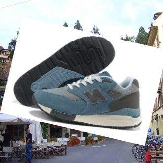 New Balance 998 Herre Trænere Blå-grå,HOT SALE!