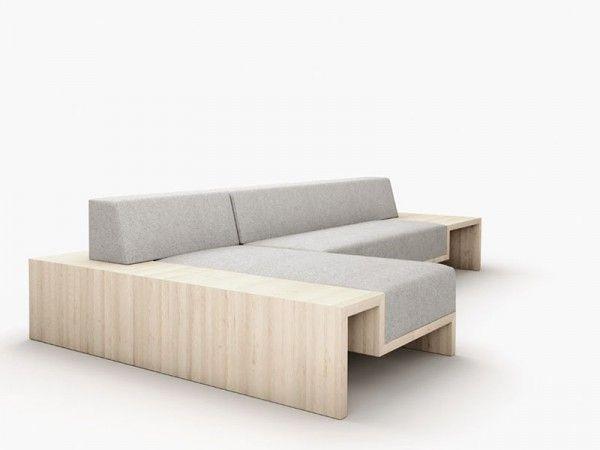 modular sofa.
