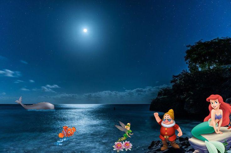 Φωνολογία και Περιγραφή παρέα! /n/ (Νερό,ωκεανός,νεράιδα,πάνω,νούφαρο,Νέμο,φάλαινα,νάνος,ζώνη,ουρανός,σελήνη,σύννεφα!)