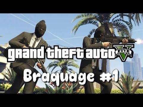 GTA 5 Online 1er Braquage