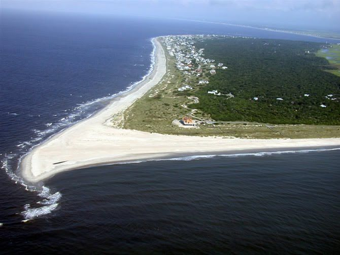 Bald Head Island.. Nice get away , beaches, golf.. serence and luxious.