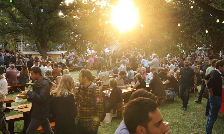 Adelaide Fringe. Outdoor hubs. Culture. Discover. Explore. See. Fun. InDaily.