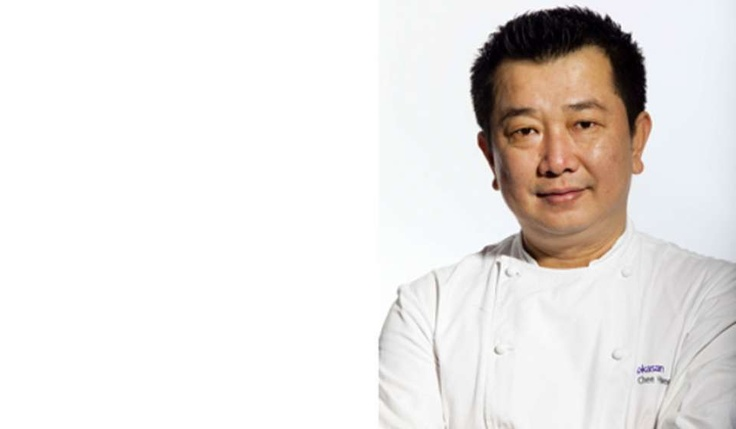 90plus.com - The World's Best Restaurants: Hakkasan Mayfair - London - UK - Chef Tong Chee  Hwee