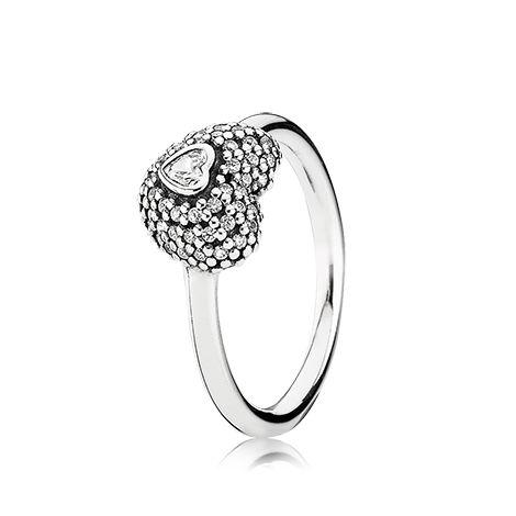 Favori Les 25 meilleures idées de la catégorie Pandora hearts tiara ring  FY43