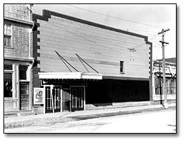 Gaiety Theater in the 30's