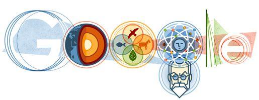 Google Doodle: Vladimir Vernadsky
