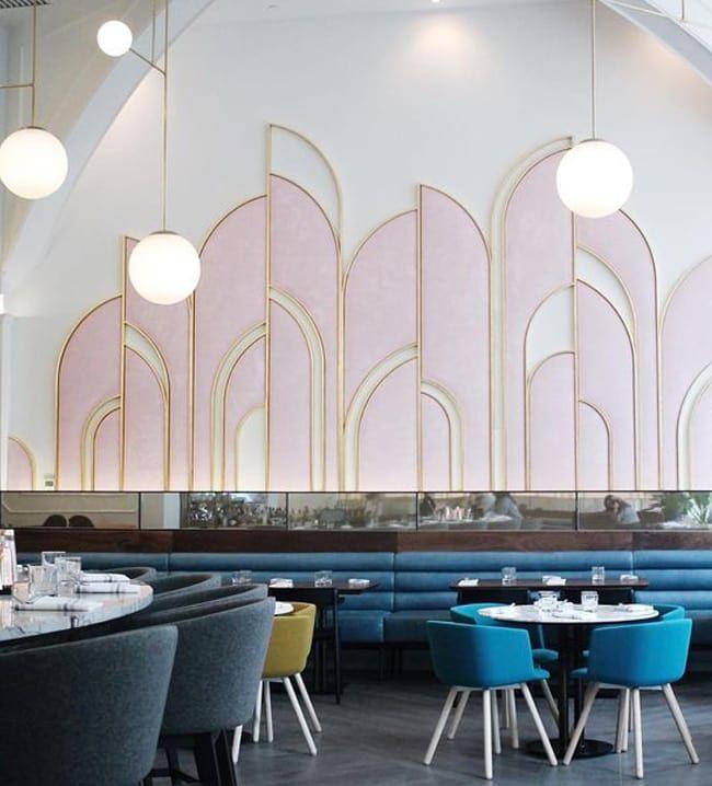 495 best RESTAURANT images on Pinterest Restaurant interiors