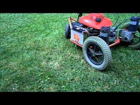 45e633ef8d57d768fd6af0d58f850589 10 best cortador de grama images on pinterest remote, lawn mower  at soozxer.org