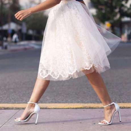 Брендовая юбка-пачка а-ля Кэрри Брэдшоу из фатина для Феи Киев - изображение 4
