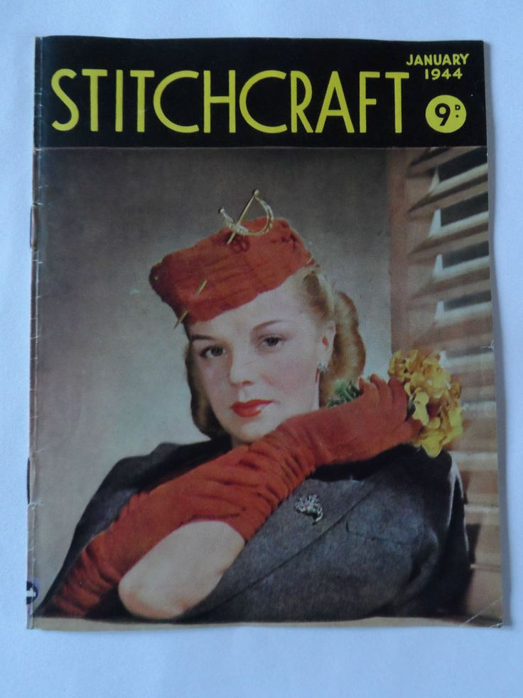 10 best Wartime knits and hooks images on Pinterest | Knitting ...