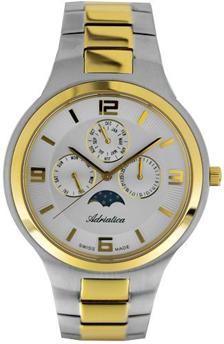 Zegarek męski Adriatica A1109.2153QF - sklep internetowy www.zegarek.net